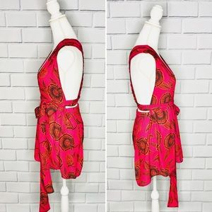 b6484e4e6e69 Missguided Pants - Missguided twist back shorts romper